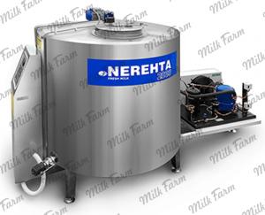 Охладитель молока закрытого типа «Вертикальный»