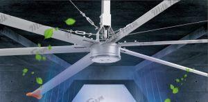 горизонтальный вентилятор